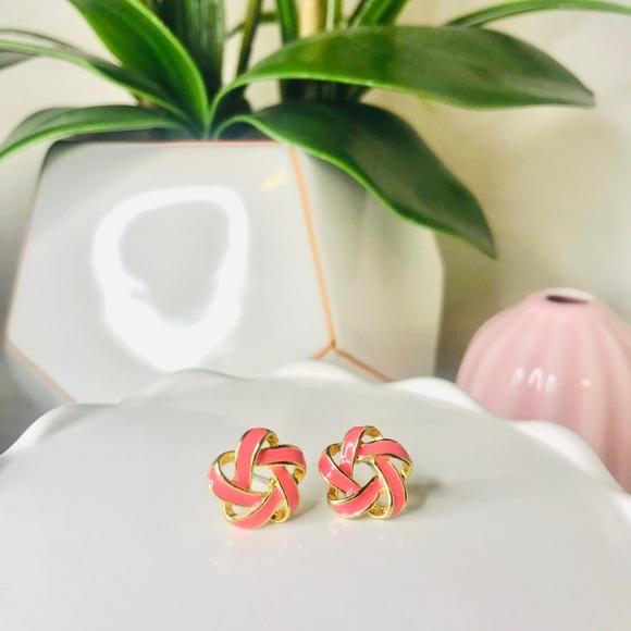 Jewelry - KNOT STUD EARRINGS | FASHION